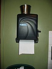 serviettes de toilettes