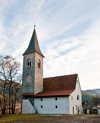Brixen - St Jacob Church