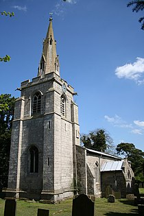 St.Mary's church, North Witham, Lincs. - geograph.org.uk - 164617.jpg