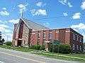 St. John's Evangelical Lutheran Church, New Franklin, Stark County, Ohio.JPG