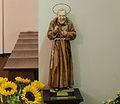 St. Joseph Wandsbek Statue des Pio von Pietrelcina.jpg