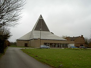 Woodchurch - St. Michael and All Angels Catholic Church, Woodchurch
