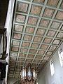 St. Pantaleon Köln, Decke im Hauptschiff.JPG