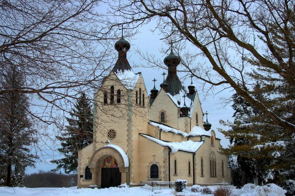 St. Sava Serbian Orthodox Monastery Church