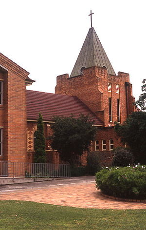 Cessnock, New South Wales - St John's Church, Dudley Street.