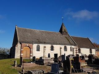 Saint-Aubin-sur-Quillebeuf Commune in Normandy, France