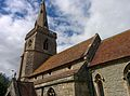 St Helenas Church in Thoroton Nottinghamshire 2015.jpg