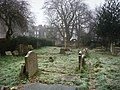 St John at Hampstead, overflow churchyard - geograph.org.uk - 1121613.jpg