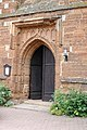 St Lawrence, Towcester, Northants - Doorway - geograph.org.uk - 395831.jpg