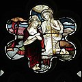 St Margaret of Antioch, Windsor Street, Uxbridge UB8 - Window - geograph.org.uk - 1080623.jpg