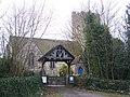 St Margaret of Antioch Church, Addington - geograph.org.uk - 1176970.jpg