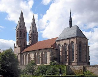 Heilbad Heiligenstadt - Saint Mary's Church, 14th century