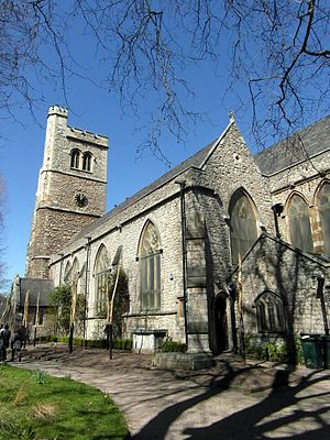 Garden Museum - St Mary-at-Lambeth