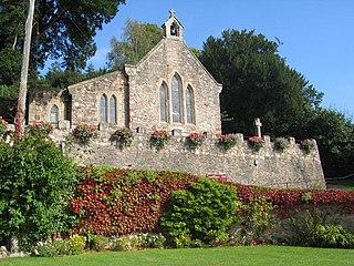 Cofton village in the United Kingdom