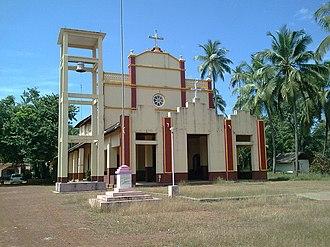 Brahmavar -  St. Mary's Syrian Cathedral Brahmavara