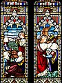 St Mary's church - stained glass window - geograph.org.uk - 1363725.jpg