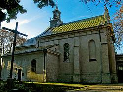 St Nicolas Church Czwartek Lublin.jpg