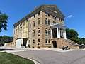 St Peter State Hospital Museum front-southwest.jpg