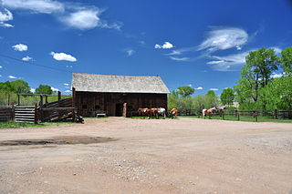 Vee Bar Ranch Lodge United States historic place