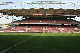 Stade du Pays de Charleroi - Stade du Pays de Charleroi in 2011m prior to reconstruction