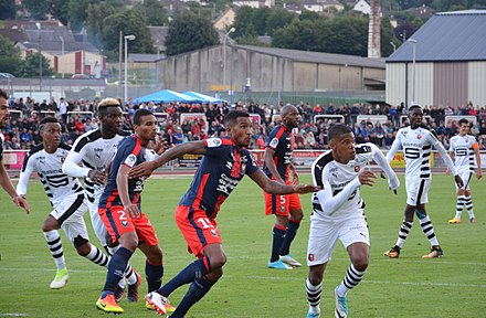 Saison 2017-2018 du Stade Malherbe Caen — Wikipédia