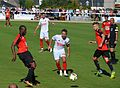 Stade rennais vs USM Alger, July 16th 2016 - Sio Koudri Henrique.jpg