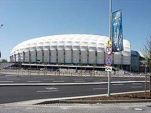 Lech Poznań - Image: Stadion Miejski w Poznaniu 2