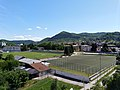 Stadium Luke in Visoko and it's training field.jpg