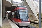 Stadler Tango 102 RhônExpress - Aéroport Lyon Saint-Exupéry.JPG