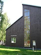 Fil:Stadsökyrkan i Gammelstad.jpg