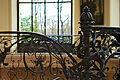 Stairs detail designed by Charles Girault. Petit Palais, Paris. December 2012.jpg