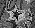 Star of David Mosaic Art B&W (9929539276).jpg