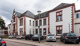 Virchowstraße in Saarbrücken