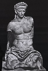 estatua colosal de Claudio