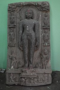 Statue of Adinath at Pakbirra- Jain Shrine of Purulia district 23.jpg