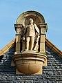 Statue of Edward VII, Ceredigion Museum, Aberystwyth.jpg