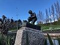 Statue of the hero of Haarlem (Spaarndam) in Madurodam 09.jpg