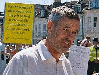 Christian Voice (UK) - Stephen Green
