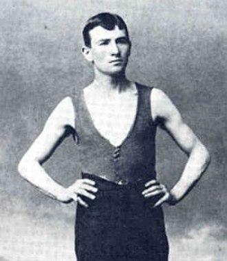 Steve Brodie (bridge jumper) - Steve Brodie circa 1885