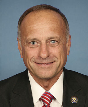 Mitt Romney's New 'Partner' in Congress Rep. Steve King Has Long History of Racist Rhetoric
