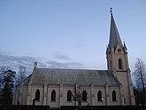 Fil:Stjärnsunds kyrka oktober 2008 2.jpg