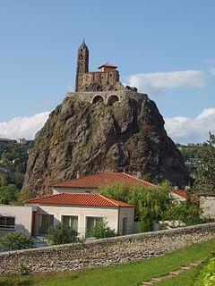 Aiguilhe Commune in Auvergne-Rhône-Alpes, France