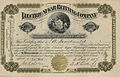 Stock certificate - Electric Sugar Refining Co.jpg