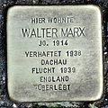 Stolperst stresemannallee 7 marx walter.jpg