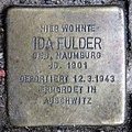 Stolperstein Bochumer Str 25 (Moabi) Ida Fulder.jpg