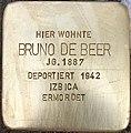 Stolperstein Bruno de Beer1.jpg