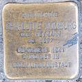 Stolperstein Charlotte Nomburg by 2eight 3SC1469.jpg