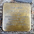 Stolperstein Leopold Jansen Nikolausstr. 39 Bonn.jpg