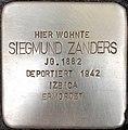 Stolperstein Siegmund Zanders1.jpg