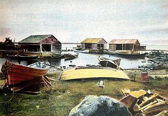 Luleå archipelago - Image: Stor brandon
